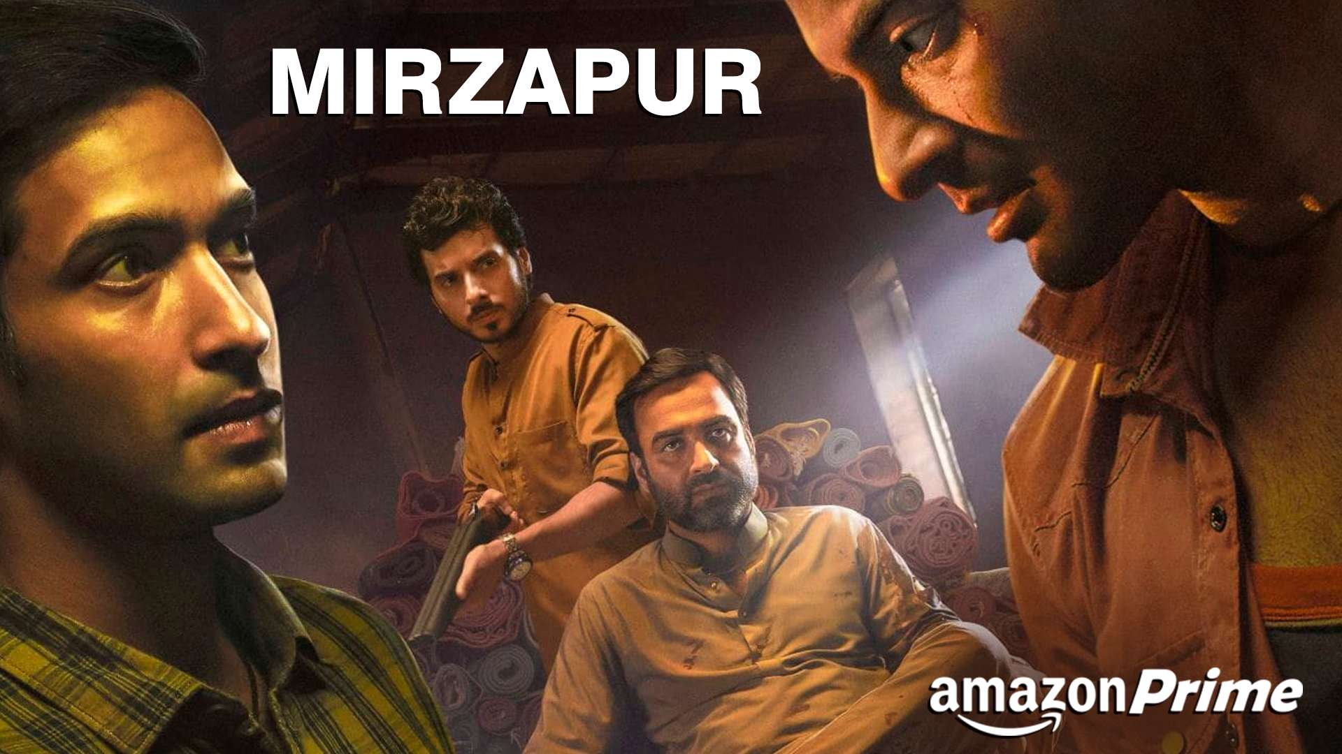 Amazon To Take Down Mirzapur After Yogi Renames The City To Mishrapur